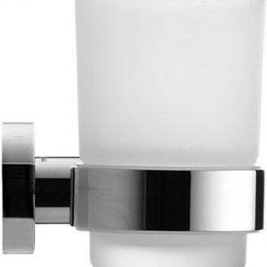 Duravit D Code Glass Holder Right Side – chrome