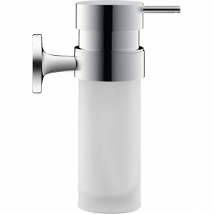 Duravit Stack T wall mounted soap dispenser – Chrome