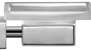 Duravit Soap Dish Karree Soap Dish – Chrome