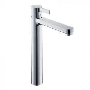Hansgrohe Metris S Single Lever Basin Mixer Tap For Wash Bowls without Waste