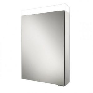 HiB Apex 50 Illuminated mirror Cabinet – 500mm Wide