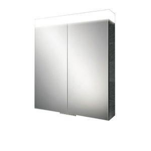 HiB Apex 80 Illuminated mirror Cabinet – 800mm Wide
