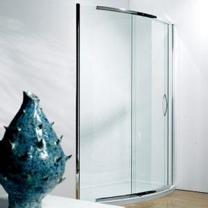 Kudos Infinite Bow Slider Shower Door 1200mm