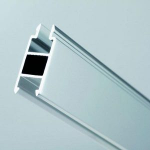10mm Wall Profile Extension To Use In Infinite Doors And Panels (pack Of 2)