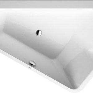 Duravit Paiova 5 Right corner Bath – 1900mm x 1400mm – White Alpin