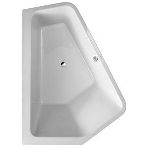 Duravit Paiova Right corner Bath – 1900mm x 1400mm – White Alpin