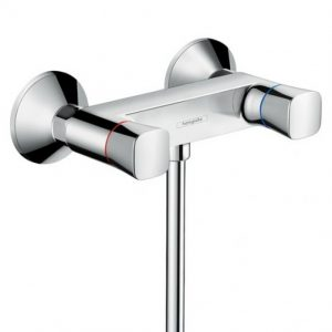 Hansgrohe Logis Exposed 2handle Bathtub Mixer with 1 outlet chrome
