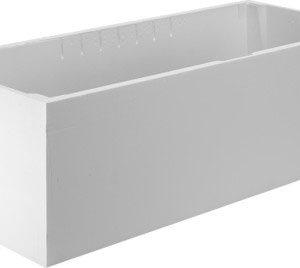 Duravit Styrene Hexagonal Bath Tub Support Frame