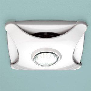 Hib Air Star Ceiling Fan – 155mm Wide – White