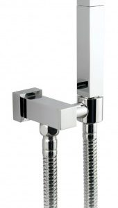 Vado Mix 2 Single Function Mini Shower Kit With Integrated Outlet Chrome