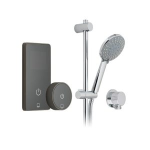 Vado Sensori Smart Touch 1 Outlet Shower Package (Pumped) Chrome