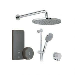 Vado Sensori Smart Touch 2 Outlet Shower Package Chrome