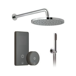 Vado Sensori Smart Touch 2 Outlet Shower Control Package Chrome