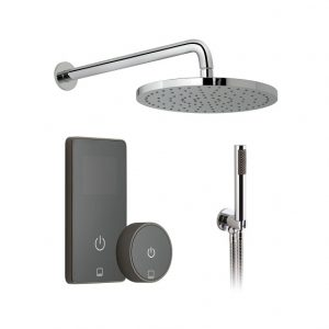Vado Sensori Smart Touch 2 Outlet Shower Package (Pumped) Chrome