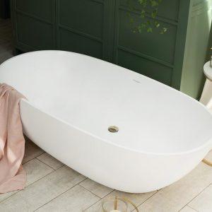 Waters Bath 1660mm – Cloud Freestanding Bath