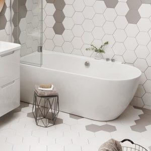 Waters Bath 1660 – Ebb Hybrid Shower Bath
