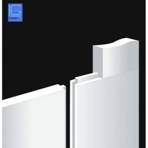 Kudos Aqua4ma Wall And Floor Panels Pack of Three 1200 x 800 x 13mm