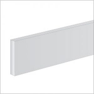 Kudos Aqua4MA Wetroom Skirting Panel 10mm