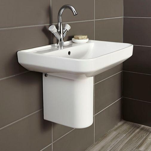 Shop Pedestal Basin at Bathroom Shop UK