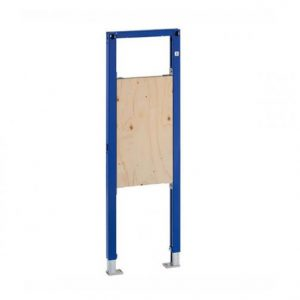 Geberit Duofix Frame for Support Handles- 1120mm x 365mm- Blue