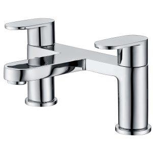 RAK Compact Bath Filler Tap – Chrome