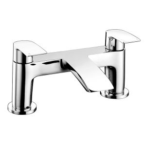 RAK Curve Bath Filler Tap – Chrome