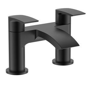 RAK Curve Bath Filler Tap – Black