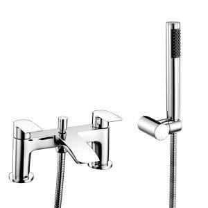 RAK Curve Bath Shower Mixer Tap – Chrome