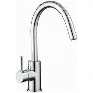 RAK Kitchen Sink Mixer Tap Side Lever – Chrome