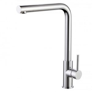 RAK Munich Kitchen Sink Mixer Tap Side Lever Handle – Chrome