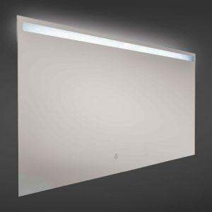 RAK Manhattan LED Mirror with Demister Pad and Shaver Socket 500x900mm