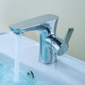 Rak Art Splash Deck Mounted Basin Mixer Tap