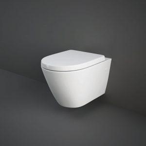 RAK Resort Wall Hung Toilet-  Excluding Seat