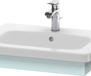 Duravit DuraStyle Washbasin Trim – 580mm Wide – Light Blue Matt