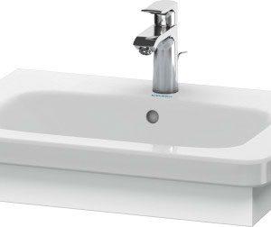 Duravit DuraStyle Washbasin Trim – 580mm Wide – White Matt