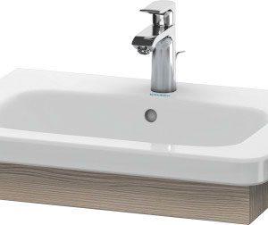 Duravit DuraStyle Washbasin Trim – 580mm Wide – Pine Silver