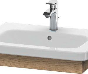 Duravit DuraStyle Washbasin Trim – 580mm Wide – European Oak