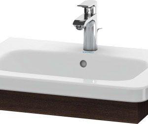 Duravit DuraStyle Washbasin Trim – 580mm Wide – Chestnut Dark