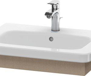 Duravit DuraStyle Washbasin Trim – 580mm Wide – Linen