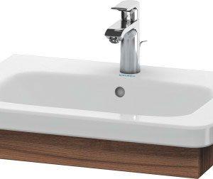 Duravit DuraStyle Washbasin Trim – 580mm Wide – Natural Walnut