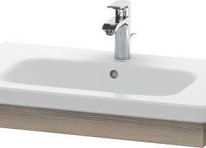 Duravit DuraStyle Washbasin Trim – 730mm Wide – Pine Silver