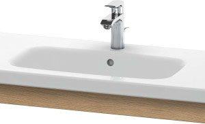 Duravit DuraStyle Washbasin Trim – 930mm Wide – European Oak