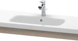 Duravit DuraStyle Washbasin Trim – 1130mm Wide – Pine Silver