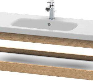 Duravit Durastyle Washbasin Shelf – 1130mm Wide – European Oak