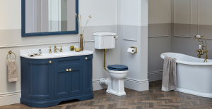 Extra Ordinary Traditional Brand: Burlington Bathrooms