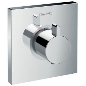 Hansgrohe Shower select Thermostatic Mixer High flow For Concealed Installation – Chrome