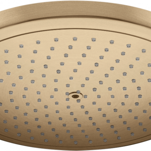 Hansgrohe Croma Overhead Shower 280 1Jet – Brushed Bronze