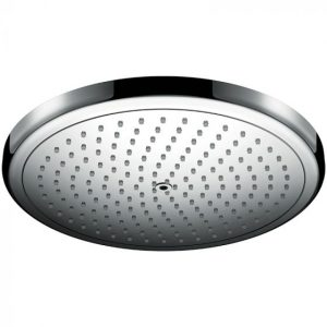 Hansgrohe Croma Overhead Shower 280 1Jet – Brushed Black Chrome