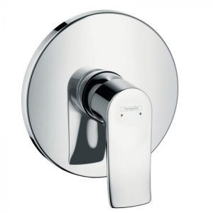 Hansgrohe Metris Single Lever Manual Shower Mixer High flow For Concealed Installation – Chrome