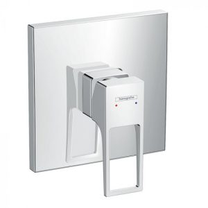 Hansgrohe Metropolis Single Lever Manual Shower Mixer For Concealed Installation with Loop Handle – Chrome